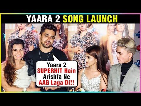 Zain Imam, Arishfa Khan, Lucky Dancer On Mamta Sharma's New Song YAARA 2 | Song Launch