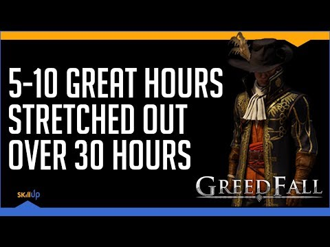 Greedfall  - The Review - YouTube video thumbnail