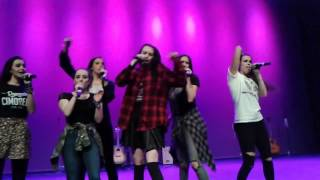 Cimorelli Live In Valencia - That Girl Should Be Me
