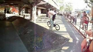 preview picture of video 'BMX London Southbank 2011'