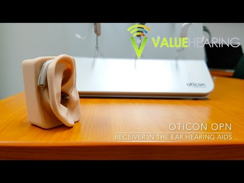 Oticon OPN (Made for iPhone) – Overview