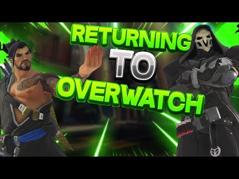 Seagull Returns To Overwatch Once Again!