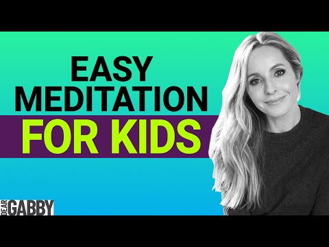 This Video Shows How To Start Teaching Your Kids To Meditate