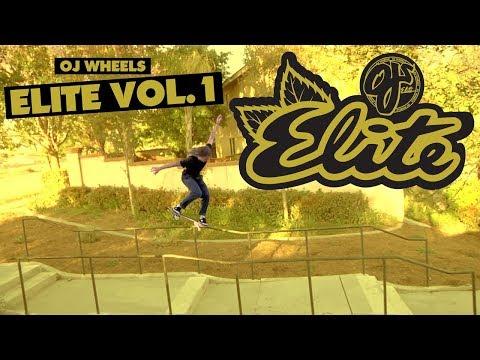 "preview image for OJ Wheels' ""Elite"" Vol. 1"