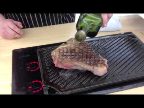Video How to Make a T-Bone Steak Like a Restaurant Chef