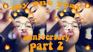 Gambar cover my one year anniversary get ready with me - making his gift (part 2) | aliyah simone