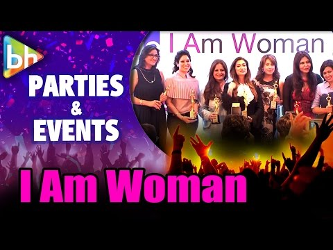 Raunaq Roy | Reshma Merchant At 'I Am Woman' Event