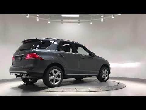 New 2019 Mercedes-Benz GLE GLE 400