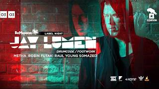 Jay Lumen - Live @ Be MAssive Label Night x Corvin Club 2018