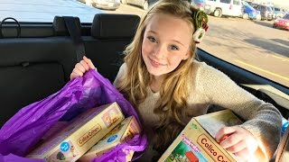 Calico Critters / Sylvanian Families Mega Toy haul from Toys R Us with Princess Ella