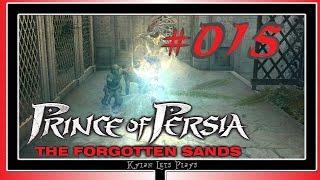 Prince of Persia The Forgotten Sands #015★Fliegen durch die Gärten