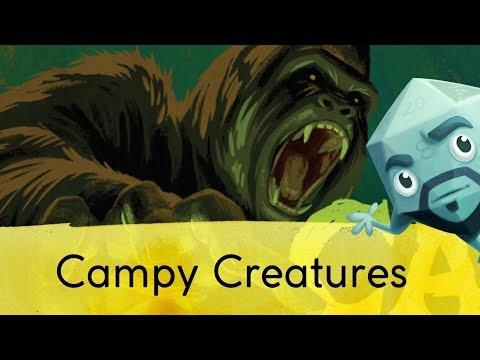 Campy Creatures Review - with Zee Garcia