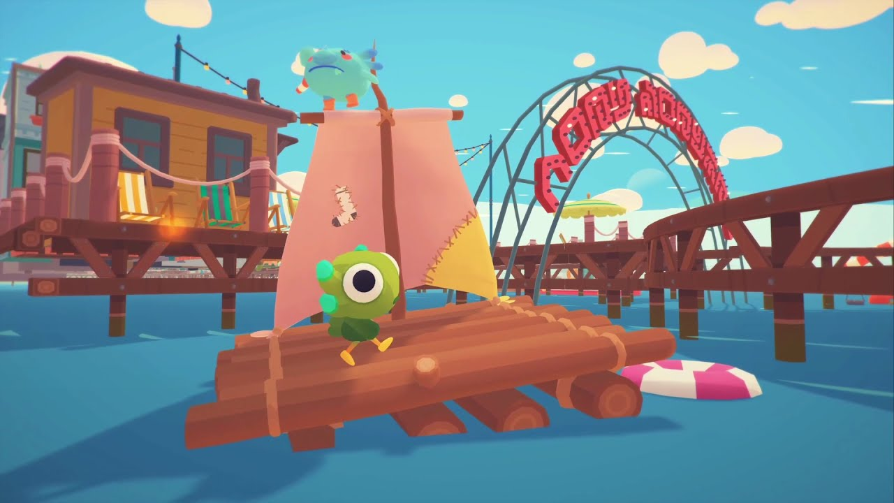 Ooblets: Port Forward announcement trailer