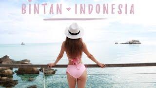 Intip Aktivitas Blogger Ini Saat Berlibur ke Pulau Bintan, Riau