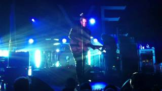 Angels and Airwaves All That We Are Live at the House of Blues in Anaheim 1/22/2012