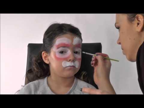 Konijnen makeup tutorial