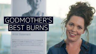 Olivia Colman as Godmother in Fleabag Show | Best Burns | Prime Video