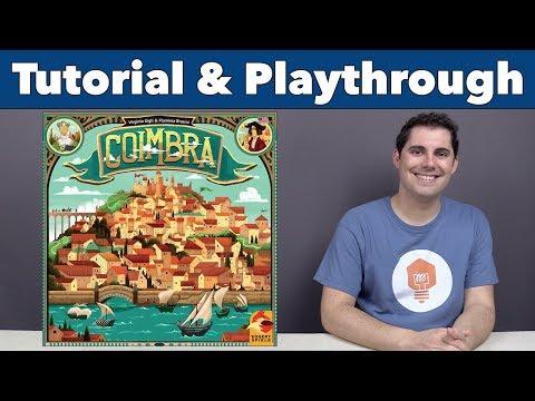 JonGetsGames - Coimbra Tutorial & Playthrough
