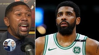Kyrie Irving doesn't need to force shots or 'do it all' vs. the Bucks - Jalen Rose | Jalen & Jacoby