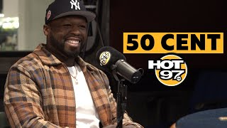 50 Cent stepped up to Ebro in the Morning to discuss his brand new show 'For Life,' as well as what's next with the 'Power' series going forward.   As usual, he wasn't shy as he addressed rumors he punched French Montana, memes towards Naturi Naughton, Floyd Mayweather, thoughts on Pop Smoke, linking back up with Dr. Dre and Eminem during his Hollywood Walk of Fame ceremony, told a Steve Stoute story, and more.   'For Life' airs on ABC Tuesdays at 10 P.M. EST.   #EbrointheMorning #Hot97 #50Cent  SUBSCRIBE: http://bit.ly/HOT97Subscribe   Follow us: