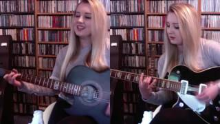 Me Singing 'Misery' By The Beatles (Full Instrumental Cover By Amy Slattery)