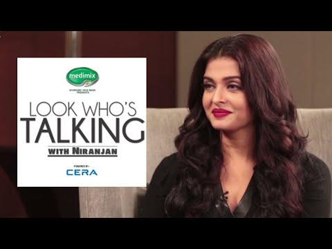 Look Who's Talking With Niranjan | Celebrity Show | Aishwarya Rai