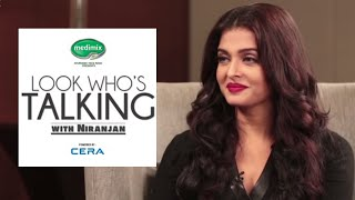 Aishwarya Rai - Look Who's Talking With Niranjan   Celebrity Show   Season 2   Full Episode 07
