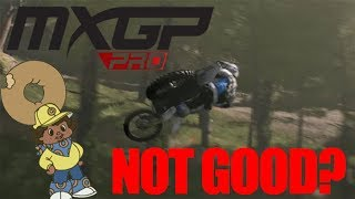 MXGP Pro First Impressions | idk about this..