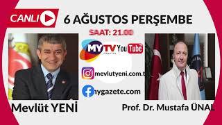 Akdeniz Üniversitesi Rektörü Prof. Dr. Mustafa Ünal öğrencilerin üniversiteye dair tüm sorularını rektörlük ataması öncesi Mevlüt Yeni ile YENİ BAKIŞ programında değerlendiriyor