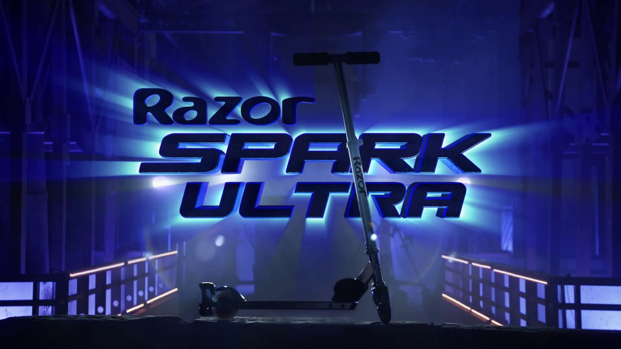 Razor Spark Ultra TV Commercial