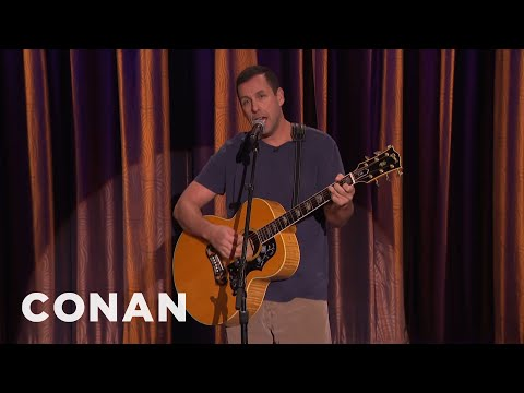 Adam Sandler Sings