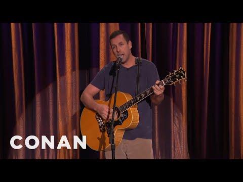 Adam Sandler Sings