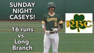 Red Bank Catholic 16 Long Branch 0 | MCT Quarters | Caseys 11 runs in 4th