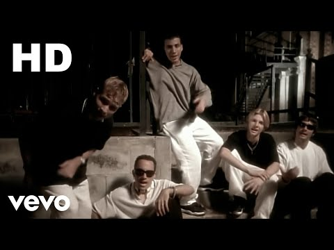 Backstreet Boys - Quit Playing Games (With My Heart) video