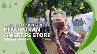 Putra Siregar Enggan Komentari Penurunan Omzet PS Store Usai Kasusnya Viral