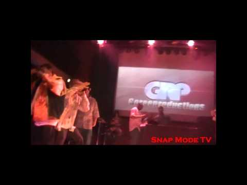 Snap Mode Click - Dream Chaser Performance 3/31/12