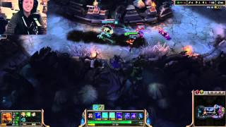 [archive] The best lee sin save of all time (ASMR Gaming Livestream)