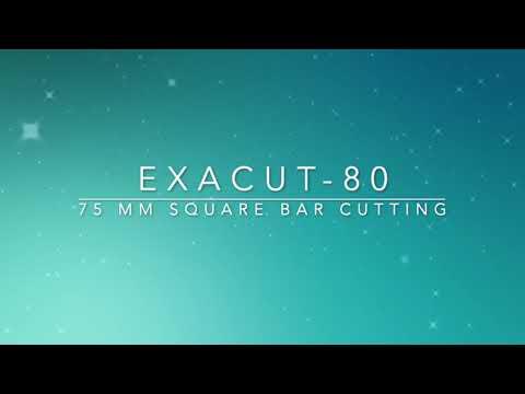 EXACUT-80 Automatic Circular Saw Machine SPM