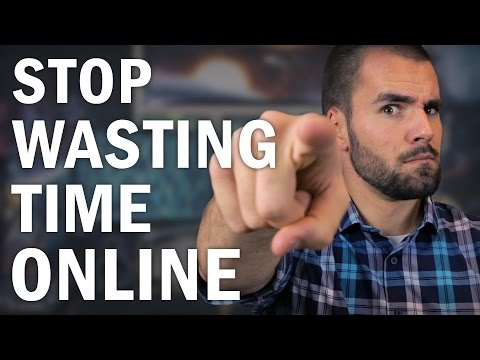 How to Quit Mindlessly Surfing the Internet and Actually Get Stuff Done