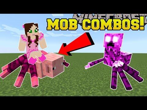 mutant mobs mod 1.7.10