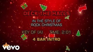 Traditional Christmas Songs - Deck The Halls (Sing Together Christmas)