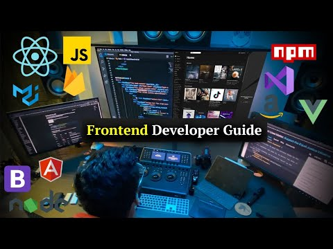 🔴 Frontend Developer Guide 2021 (Your Roadmap to a Successful Career)