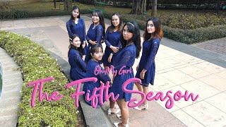 OH MY GIRL (오마이걸) - THE FIFTH SEASON (다섯 번째 계절) (SSFWL) DANCE COVER BY INVASION GIRLS