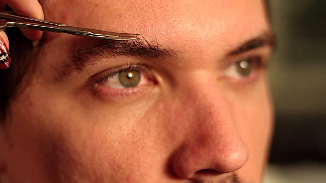 Sexy Eyebrows for Men