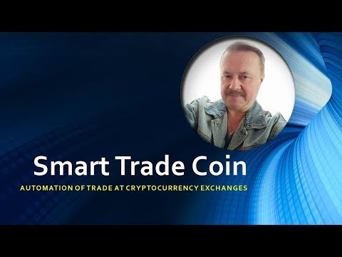 Smart Trade Coin ICO - New crypto currency - Smart Trade Arbitrage Software