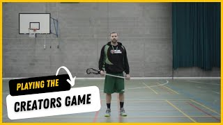 Ireland Lacrosse: Playing the Creators Game