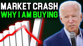 WHY I AM BUYING In A Market Crash If Joe Biden Wins the Presidency of Trump How to invest Recession