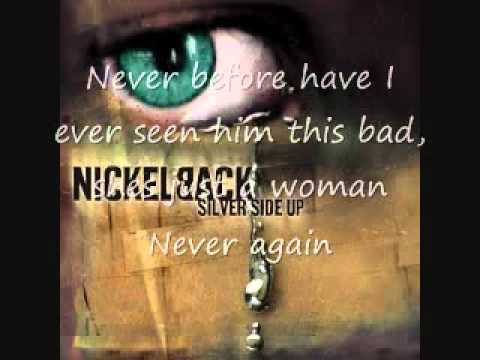 Never Again - Nickelback
