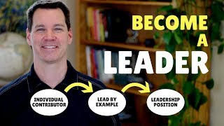 How to Become a Leader at Work