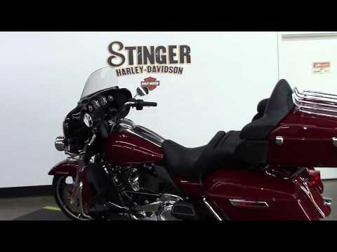 2020 Harley-Davdison Touring Ultra Limited FLHTK